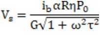 Mérhető kapocsfeszültség a bolométeren (8. ábra)
