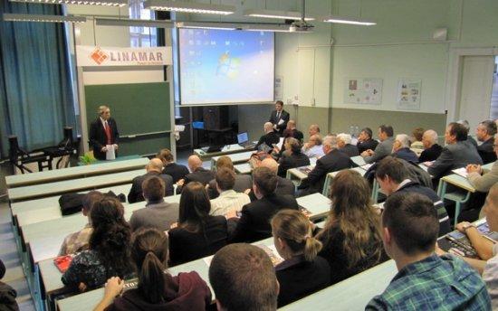 SzVMSzK konferencia a Tudomány Ünnepére