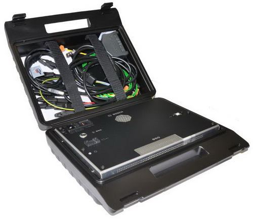 Bosch LSN teszteszköz tűzjelző- és behatolásjelző-rendszerekhez