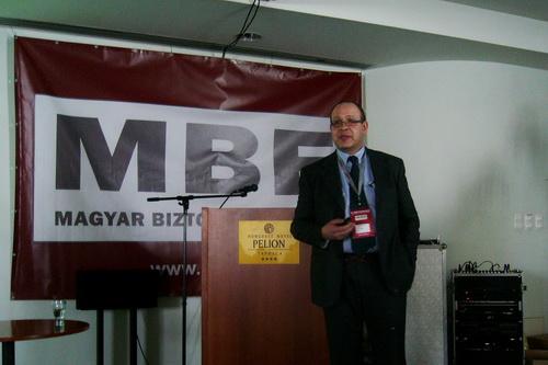 A Magyar Biztonsági Fórum konferenciája