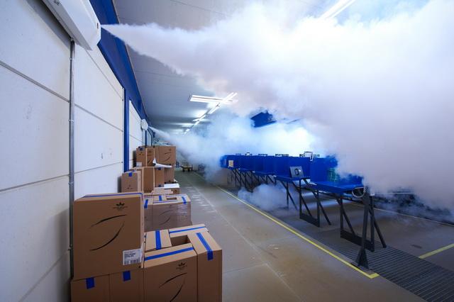 Protect vagyonvédelmi füstágyú