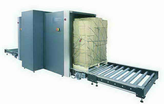 Röntgenberendezések gyárak, raktárak és szállítmányozók részére