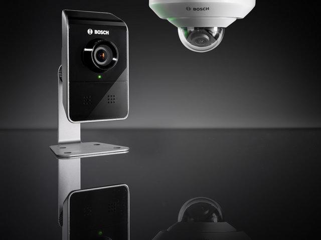 Bosch micro 2000 IP-kamera