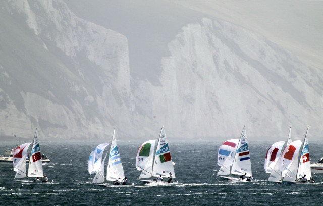Az év telepítése az Ifsecen: a Londoni Olimpia vitorlásversenyeinek térfigyelő rendszere (goc2012.culture.gov.uk)