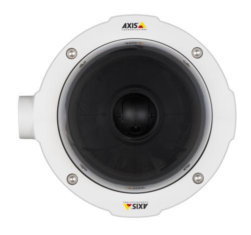Axis M50-V vandálbiztos, beltéri PTZ dómkamera