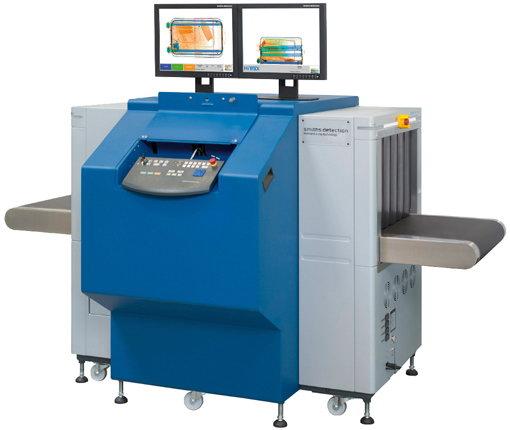 Smiths Heimann HI-SCAN 6040-2is csomagvizsgáló röntgen