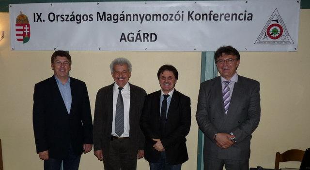 IX. Országos Magánnyomozói Konferencia