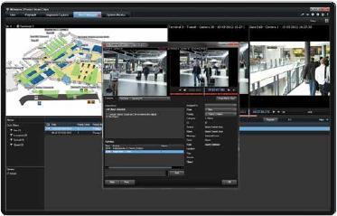 IP alapú nyílt platformú Milestone videomenedzsment szoftverek