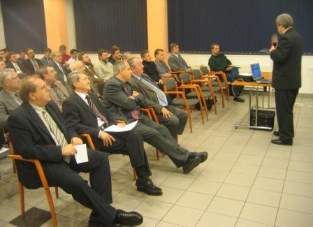 Biztonságtechnikai kiállítás és konferencia Békéscsabán