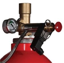 Proinert2 rendszer