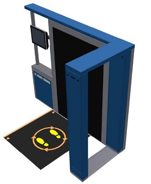 Eqo 3D testszkenner