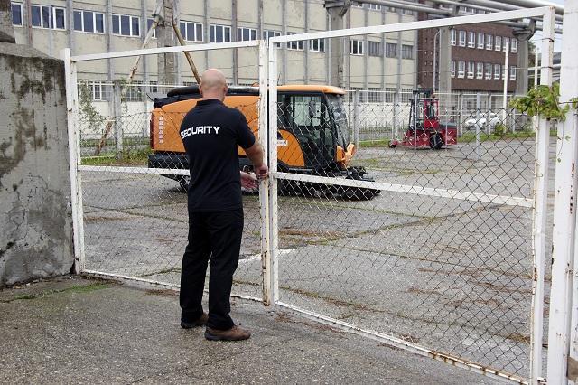 A zárt építési terület jobban védhető