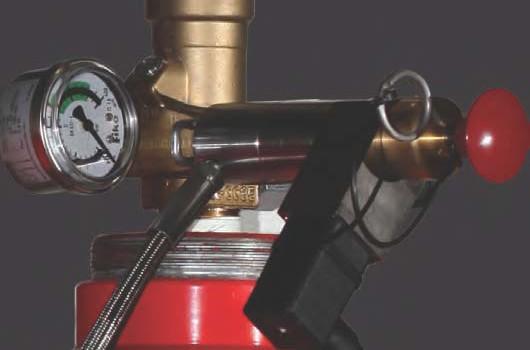Nyomásszabályozott kiáramlás: a Fike ProInert™ szelep előnyei