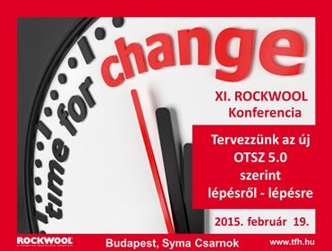 XI. Rockwool Építészeti Tűzvédelmi Konferencia