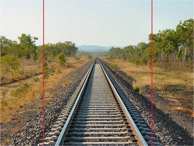 Folyosó nézet virtuális CMOS elforgatással