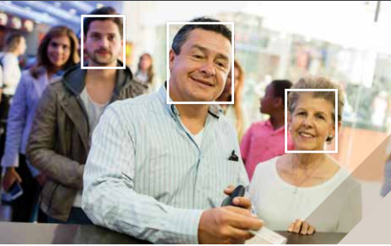 Több mint egy arc, avagy arcfelismerés a videó megfigyelésben