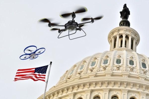 Elkészült az amerikai részleges drón szabályozás dronvilag.blog.hu
