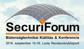 SecuriForum Kiállítás és Konferencia Forrás: securiforum.com