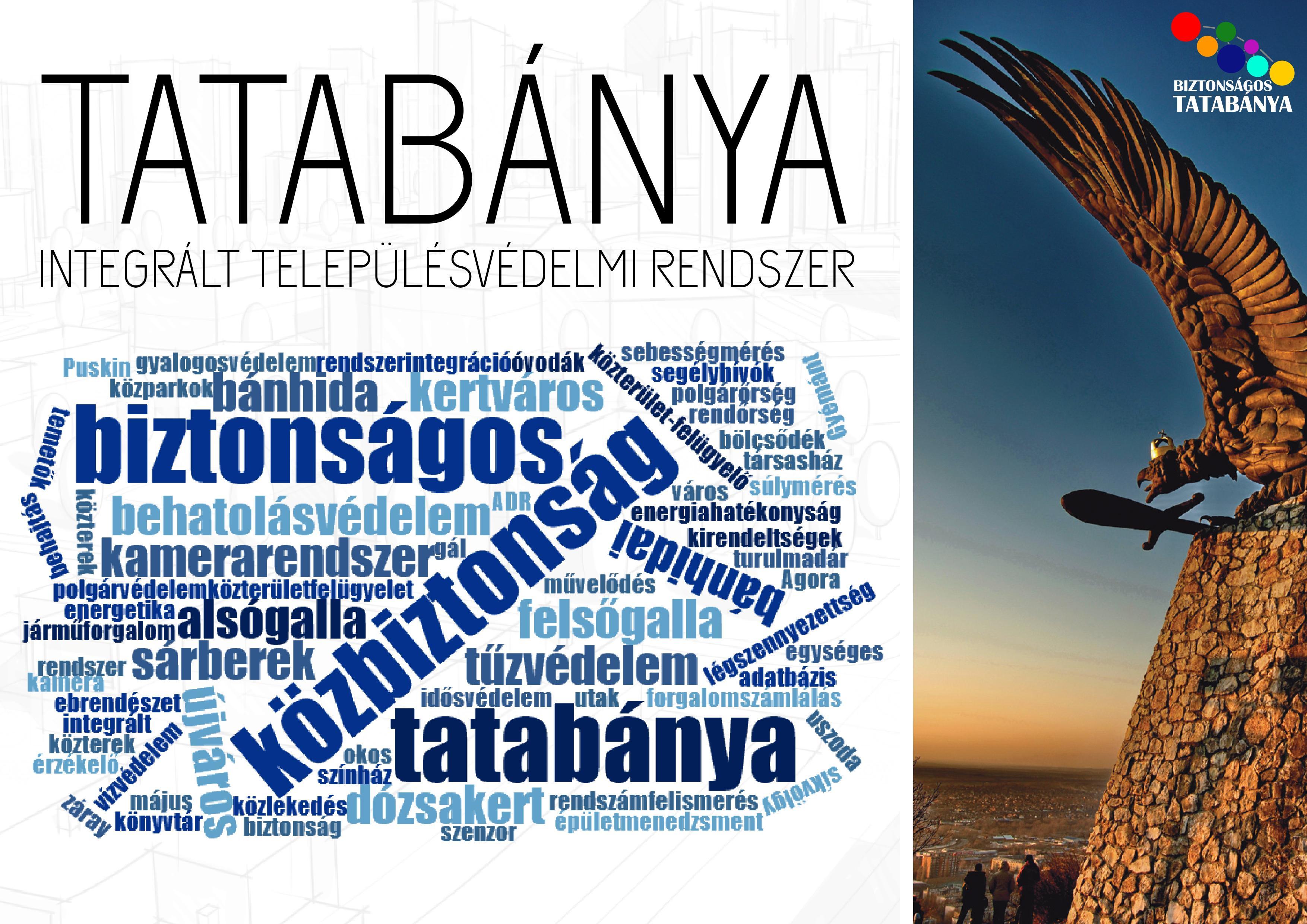 Integrált biztonsági rendszer a közbiztonság szolgálatában Tatabányán -beszélgetés Molnár Tamás közbiztonsági tanácsnokkal Forrás: Molnár Tamás