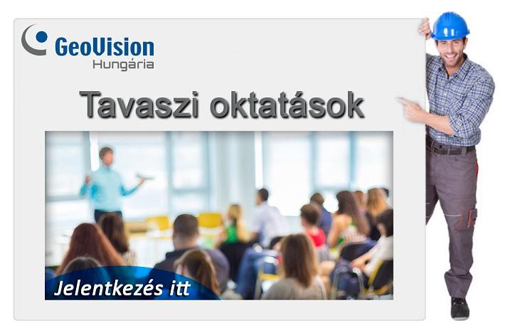 GeoVision Hungária Kft. tavaszi szakmai oktatásai forrás: GeovVsion Hung. Kft
