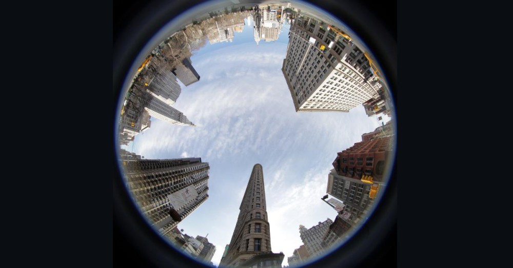 Körbe zárt világ – 12MP-es 360° Fisheye kamerák a kínpadon