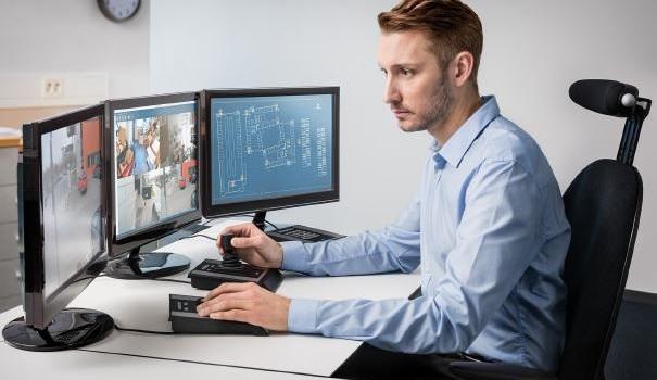AXIS Camera Station – az intuitív videokezelő rendszer Forrás: Aspectis Kft