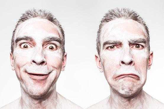 """A bizonyító erejű """"beszédes arcok""""? Forrás: jogespszichologia.hu"""