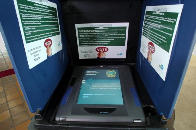 Veszélyben a szavazás biztonsága? – Meghekkelt szavazógépek Forrás: origo.hu