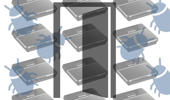 Átjáró vagy átjáróház ? A népszerű D-Link routerek sebezhetőségei Forrás: https://threatpost.com/popular-d-link-router-riddled-with-vulnerabilities/127907/