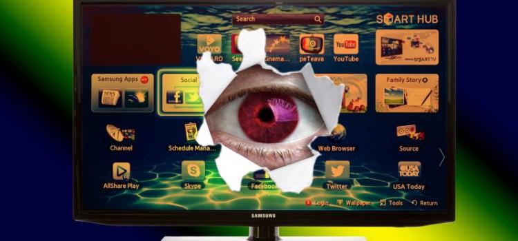 Egy házban az ellenséggel… Kémkedik az okos televíziód utánad? Forrás: napidroid