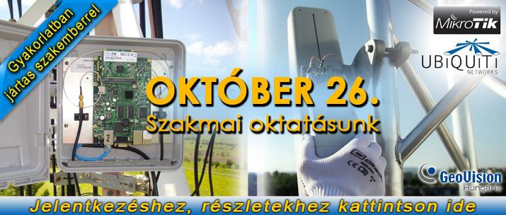 Őszi Workshopok a GeoVision Hungáriánál