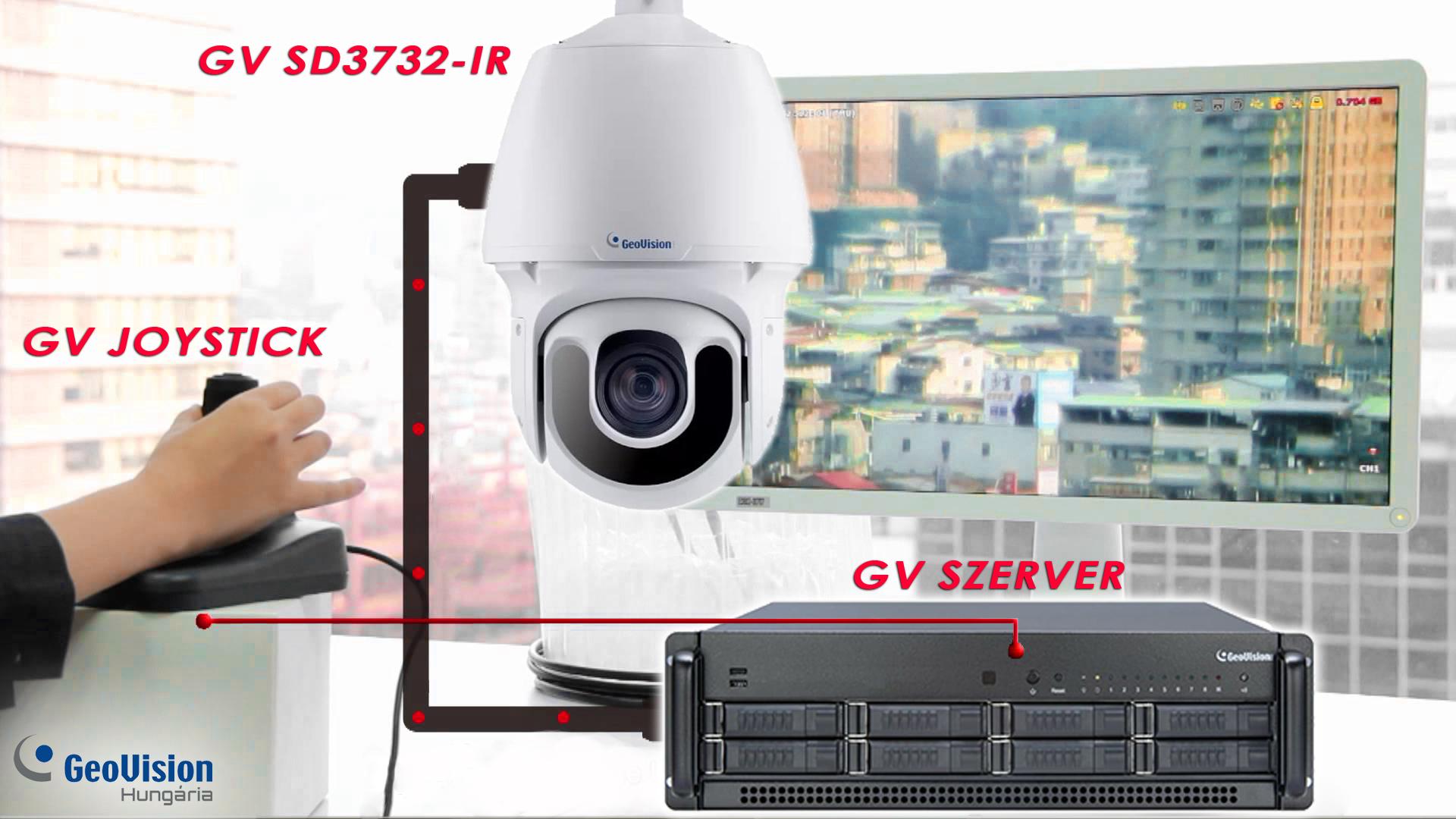 GeoVision joystick és kezelőpult – Nagyszámú Speed Dome kamera vezérlés egyszerűen https://geovision.shop.hu/termekek/vezerlok-adapterek/kezelok/