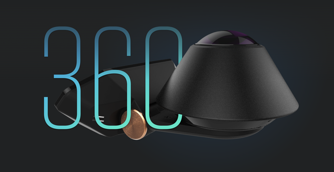 Forrás: Waylens Secure360 with 4G - Automotive Security Camera