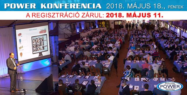 power konf 2018