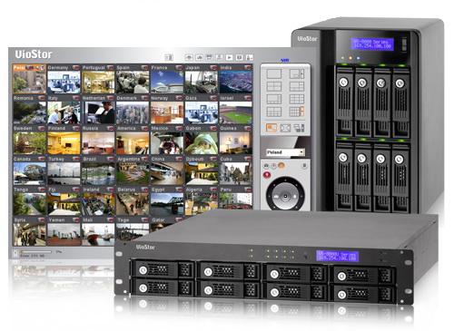 Linux alapú QNAP hálózati videorögzítő
