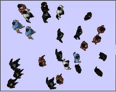 Átbocsátóképesség vizsgálata számítógépes modell segítségével