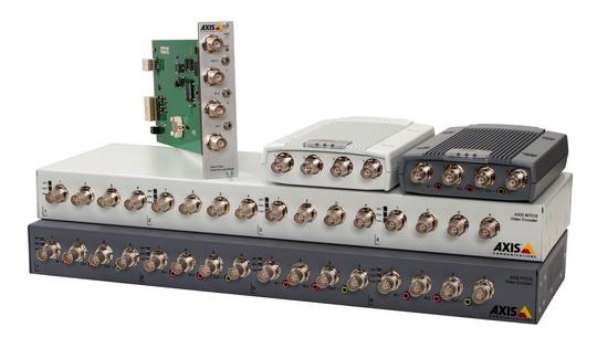 Axis hálózati videokódoló-sorozat