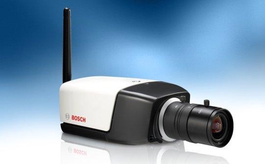 Vezeték nélküli Bosch IP-kamera