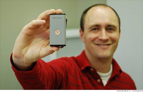 Dr. Joey Wilson és a tomográfiás mozgásérzékelő