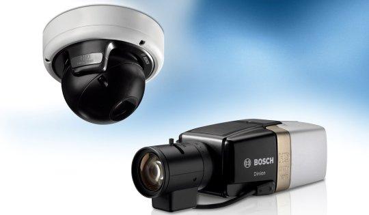 Intelligens kamerák rossz fényviszonyokhoz: Bosch 1080p HDR