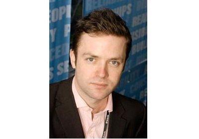 Andrew Mulholland, a D-Link Nagy-Britannia és Írország marketing menedzsere