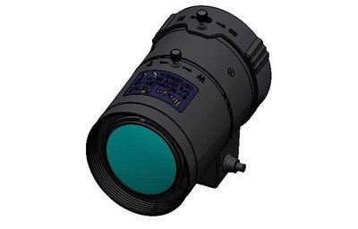 Tamron 3 megapixeles optika