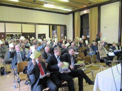 Rendkívüli küldöttgyűlésen módosították az SzVMSzK alapszabályát