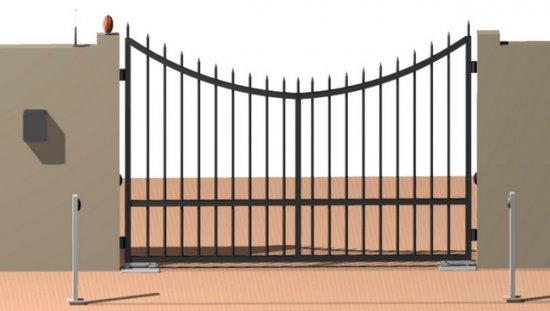 Vezérlés – kapumozgatók 3. rész