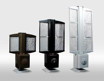Kültéri LED-es lámpák beépített IP-kamerával