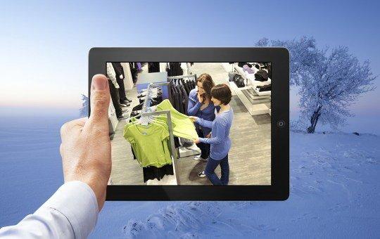 Bosch HD videofelügyeleti rendszerek távoli elérése iPad-re