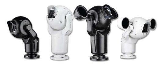 Bosch nagysebességű integrált MIC 550-es sorozatú új PTZ kamera