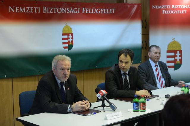 Fialka György Zala Mihály Mandrik István