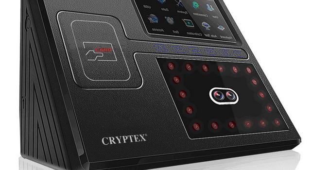 Cryptex beléptető- és munkaidőnyilvántartó-rendszer