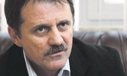 Német Ferenc, az SzVMSzK elnöke
